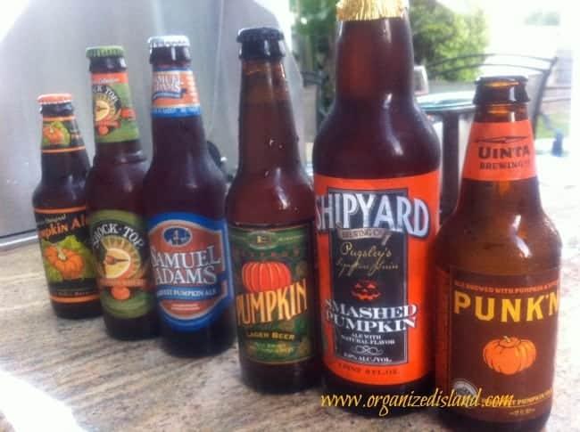 pumpkin-craft-beers