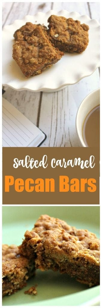 Looking for a fun salted caramel dessert? This one is so good and easy to make too!