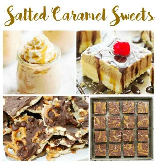 Salted Caramel Recipes Pure Sweetness