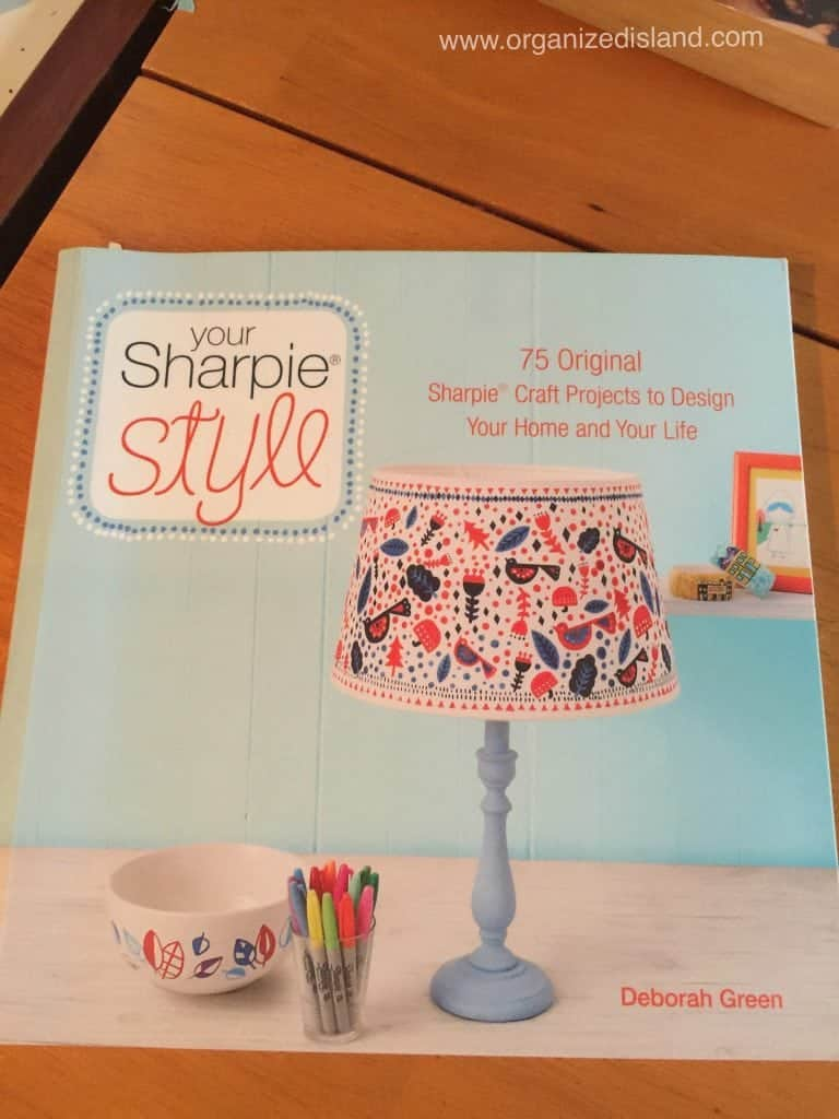 sharpie craft idea book