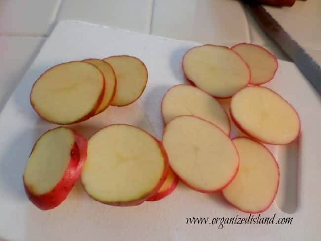 Sliced-red-potatoes