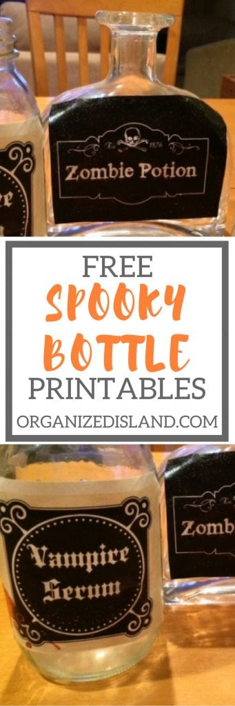 These spooky halloween printables are so easy to use and are free!