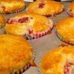 Easy Strawberry Muffins Recipe