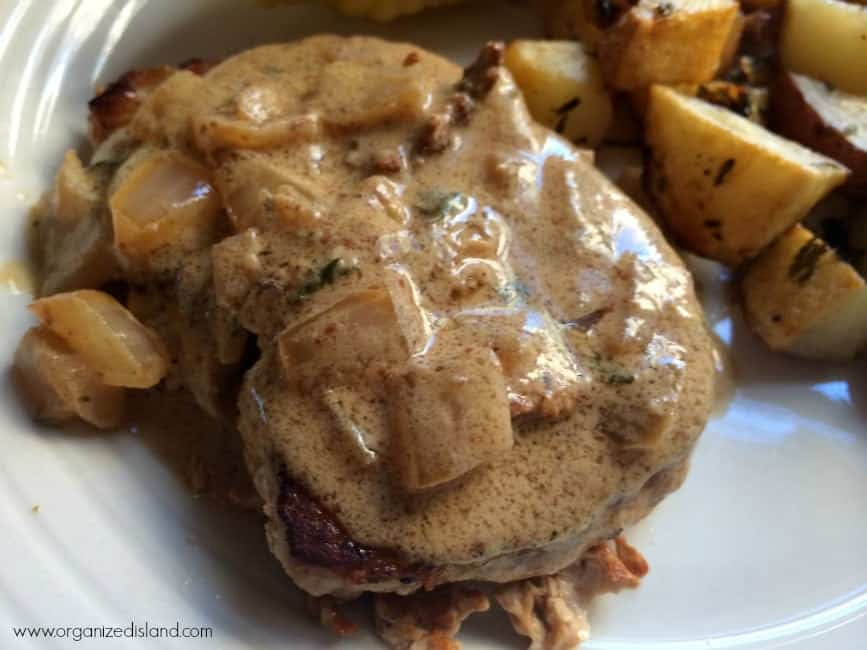 Great tasty porkchop dinner to make on your stove!