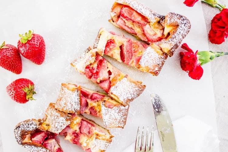 Delightful Strawberry recipes