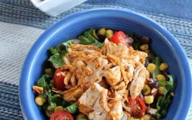 summer salad recipe idea