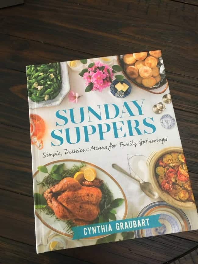 Sunday Suppers cookbook 2018 - New Cookbooks for a New Year