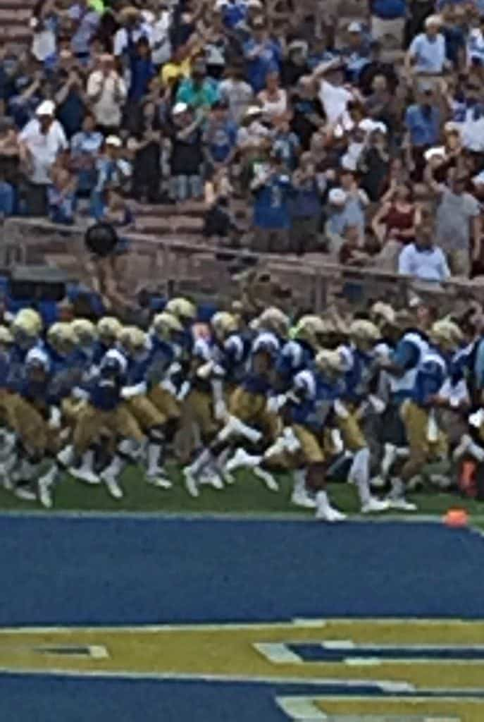 UCLA Football comback