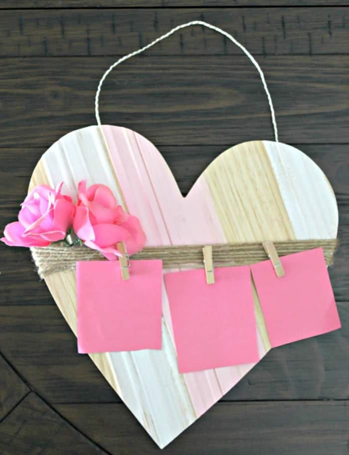 Fun quick and cheap craft idea using items from the dollar bin.