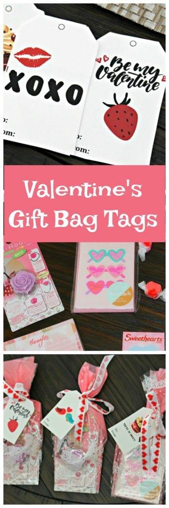 Valentines Gift Bag Ideas