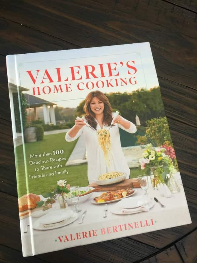 Valerie's Home Cooking Cookbook