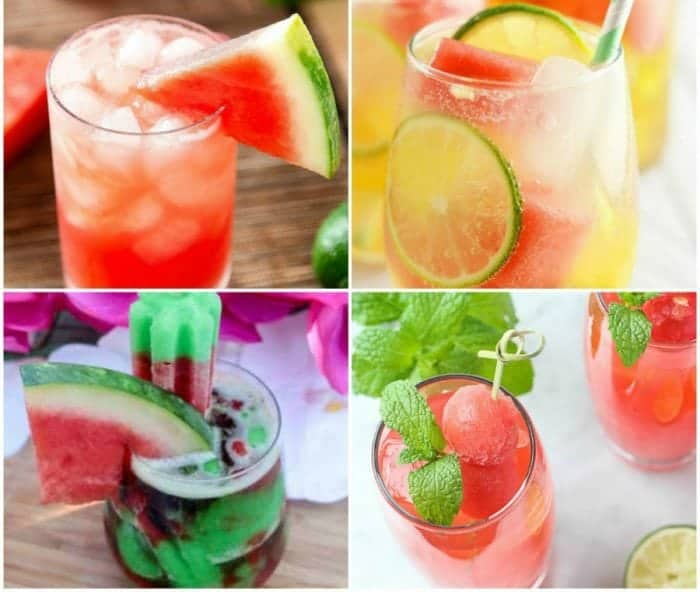 fruit cocktails