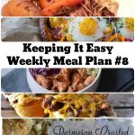 Weekly Meal Plan 8