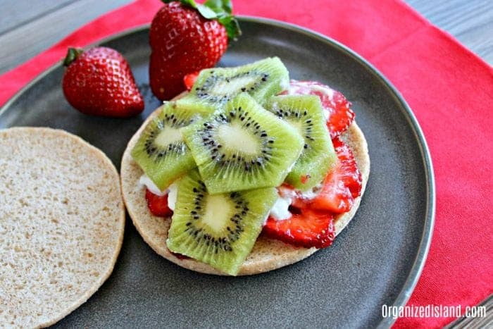 Strawberry Kiwi Weight Watchers Dessert