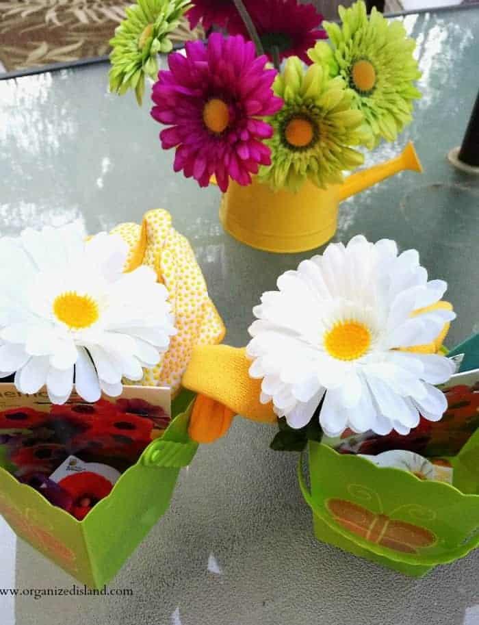 Hello Spring Baskets