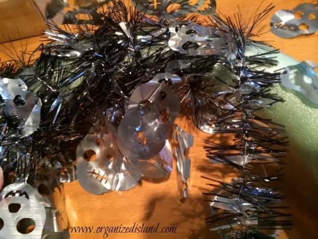 wrap wreath